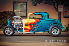'31 ford hot rod (eclipse_supremo) Tags: detail cars ford car flames hotrod autos mustang musclecars hdr highdynamicrange musclecar lightroom carp