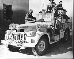 """Long Range Desert Group Chevrolet WB 30 cwt Patrol Truck • <a style=""""font-size:0.8em;"""" href=""""http://www.flickr.com/photos/81723459@N04/9214522770/"""" target=""""_blank"""">View on Flickr</a>"""