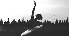 (desnuda.te) Tags: ballet white black dance arm