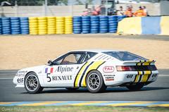 Renault Alpine A610 (Quentin Boullier) Tags: story mans le blanche maison quentin 2013 boullier
