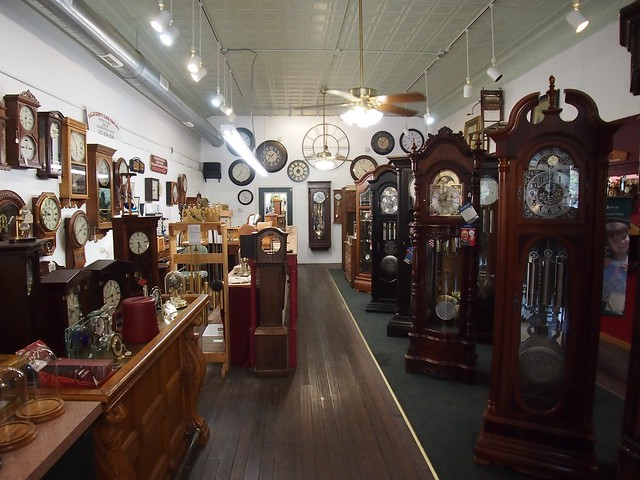 storefront clocks cuckooclock grandfatherclock