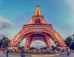 The Eiffel Tower (rohitmordani) Tags: panorama mars paris france tower de europe pano champs eiffel rohit mordani 500px ifttt
