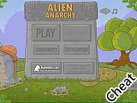 外星人防禦戰:修改版(Alien Anarchy Cheat)
