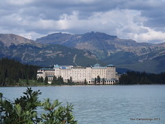 342 Hotel Lake Louise (Don C. over 1.8 Million Views) Tags: lake canada hotel alberta excellent lakelouise