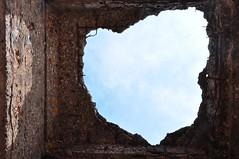 El corazón del cielo (Nymeria Andrómeda) Tags: verano2012