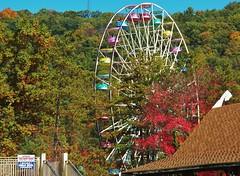 The Giant Wheel (MissyPenny) Tags: park amusement pennsylvania ferriswheel knoebels elysburg pdlaich missypenny