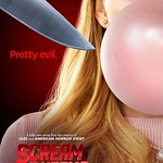 Poster Emma Roberts dans Scream Queens