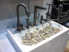 laves de lavatorio en acero