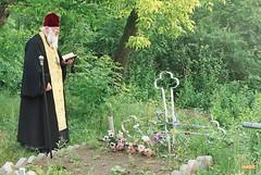 3. Обретение мощей архимандрита Трифона. 6.06.2002