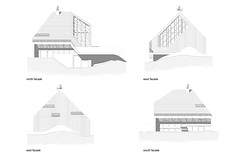 Dune house от Marc Koehler Architects