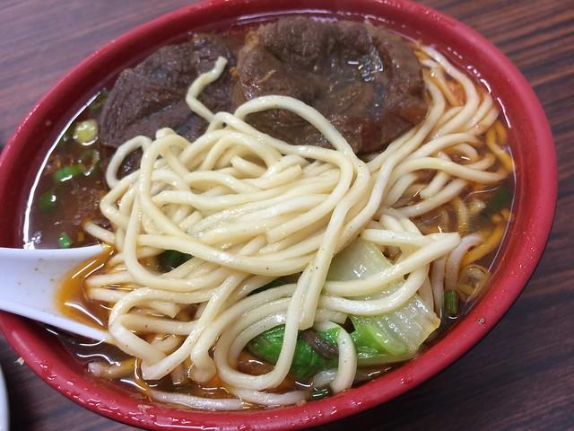 20150501 溫家川味牛肉麵館@嘉義市 #台灣 #嘉義 #美食 #小吃 #牛肉麵 #Taiwan