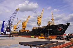 Atlantic Nyala (larry_antwerp) Tags: africa haven port ast ship vessel terminal antwerp states roro schip csal canada line atlanticnyala 8811699