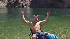 Black Canyon Canoe Trip (vegasstek) Tags: trip arizona lake black river colorado dam nevada canyon canoe mojave coloradoriver hoover blackcanyon lakemojave blackcanyoncanoetrip