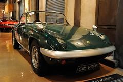 Lotus Elan S4 (Araiguma Rascal) Tags: history lotus garage toyota odaiba elan s4