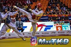 Mundial de Taekwondo: Chelyabinsk 2015 (día 2)