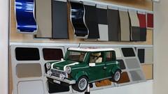 LEGO Mini Cooper: Union jack (Sergei Degai) Tags: jack lego britain union great mini rover cooper minicooper mk vii ucs legophoto