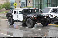 The Southeast Area Law Enforcement Humvee (Seluryar) Tags: ohio bedford police area law enforcement southeast hummer humvee the