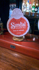 Haresfoot Sundial (DarloRich2009) Tags: beer ale sundial brewery bitter camra realale haresfoot campaignforrealale handpull haresfootbrewery
