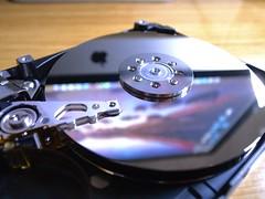 R0045558 (nimbus_2000) Tags: japan tokyo mirror harddisk disk hdd harddiskdrive tôkyô