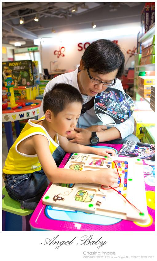 兒童寫真,陳述影像