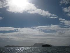 Hoyvkshlmur in front of Nlsoy (Jan Egil Kristiansen) Tags: sea sky island horizon bluesky faroeislands nlsoy sooc img8007 hoyvkshlmur