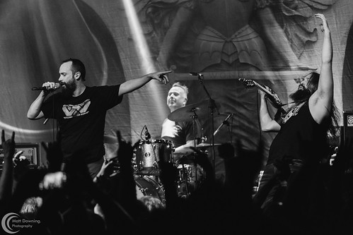 Clutch - October 22, 2016 - Hard Rock Hotel & Casino Sioux City