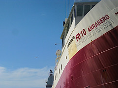 FD10 Akraberg ex EA10 Baldvin orsteinsson (Jan Egil Kristiansen) Tags: img8506 fd10 akraberg ea10 baldvinorsteinsson ship redhull trshavn faroeislands xplh imo9067403