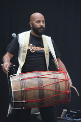 London Mela (2016) 24 - Bollywood Brass Band (KM's Live Music shots) Tags: worldmusic india bollywood bollywoodbrassband dhol drums londonmela thedrumatwembley