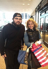 Candace Cameron Bure and I (TheSamuelYears) Tags: candacecameron candacecameronbure actress actor fullhouse fullerhouse theview djtannerfuller djtanner dancingwiththestars winnipeg wpg