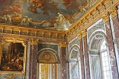 Lavish Interiors at Versallies (big_jeff_leo) Tags: paris louis versailles palace architecture gold heritage building statelyhome historic art ceiling fresco imperial unesco hallofmirrors french royal