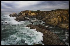 Cerca del Atalaya (1mrz) Tags: roca acantilado paisaje agua costa tormenta water sea seacape