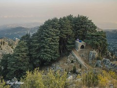 Timelapse - Jaj Village - Mount Lebanon (ramzisemrani) Tags: jaj lebanon timelapse landscape lights love liban lebanonmountain landscapes livelovelebanon lebanonmountains jbeil jesus byblos lighting lord cedars clouds cedarsofgod cedarsforest church colors camping nature
