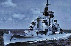 USS Chicago CG11 (John C. Driskill) Tags: us navy cruisers