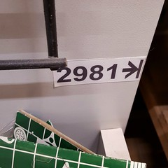 2981 (Navi-Gator) Tags: 2981 number odd 2981frame