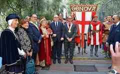 Colombo6 (Genova citt digitale) Tags: giornata cristoforo colombo 12 ottobre 2016 genova casa usa compagna