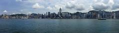 Hong Kong (Magryciak) Tags: holiday travel trip hongkong asia 2016 panorama city urban cityscape panasonic lumix water sea explore explored