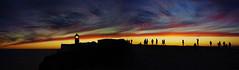 Cabo San Vicente (puma3023) Tags: puestadesol digitalcameraclub cabosanvicente portugal contraluz siluetas faro luz