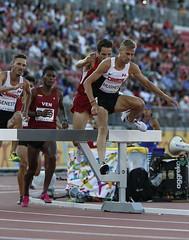 ATLETISMO 3.000 METROS (skyrosredes) Tags: sport sportsevent panamericangames deporte eventosdeportivos juegospanamericanos toronto ontario canad