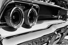 Road/Track (mrhethro) Tags: pentax ilford ilfordhp5 charger dodge rt classic horsepower film 35mm 35mmfilm chrome monochrome mono