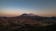 Loowit Looking Good (Jeffery P.) Tags: volcano mtsthelens helens mountains mountain washington pacificnw sunset