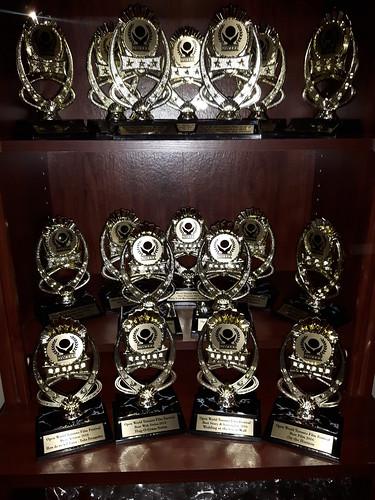 OWTFF Award 2016 Trophies