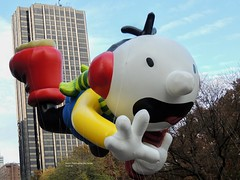 Macy's Thanksgiving Day Parade  11-24-16 (local1256) Tags: macys thanksgiving thanksgivingdayparade turkey parade balloon manhattan centralpark float holidayparade newyorkcity streetfair streetparade character