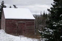 Lance Cove, Bell Island (Joseph Topping) Tags: newfoundland canada winter