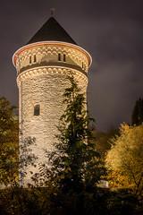 Bergfried (Talixor) Tags: nacht fotoshooting gera hdr bergfried schloss osterstein