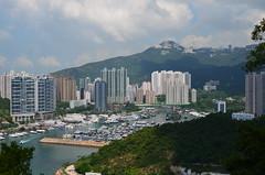 Mandatory postcard shot (jhboob) Tags: hong kong ocean park landscape overlooking