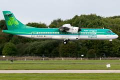 Aer Lingus Regional EI-FAX ATR72-600 EGCC 04.10.2016 (J o n a t h a n P a l o m b o |P h o t o g r a p y) Tags: 04102016 atr atr72600 aerlingus egcc eifax man manchesterairport tuesday