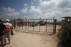 Agricultural checkpoint, Habla
