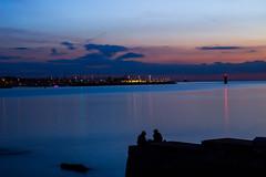 Phare (thomasmartin12) Tags: mer canon larochelle lr sunset night sea ocean light lumiere ciel