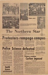 Northern Star, 5-06-1970 (Regional History Center & NIU Archives) Tags: boycott demonstration protest niu northernillinoisuniversity student news newspaper activism