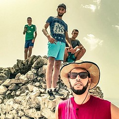 On the summit of jbel musa 💪 #Awesome_photographers  #maroc #morocco #beautiful #art  #maroc #morocco #marruecos #photographer  #jbelmusa  #sunset #sun #amazing  #my  #loveit #snow #goodtimes  #awesome #best #life  #Awesome_photographers  #is #nice